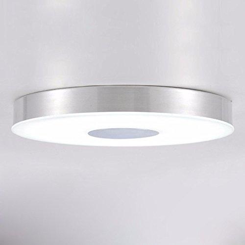 lampe-de-plafond-acrylique-aluminium-dner-feux-disque-balcony-light-37cm