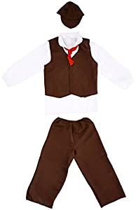 I Love Fancy Dress ilfd7024X L niños pobres Victoriano Disfraces (XL)