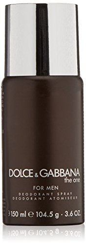 Preisvergleich Produktbild Dolce & Gabbana The One for Men 150 ml Deodorant Spray, 1er Pack (1 x 150 ml)
