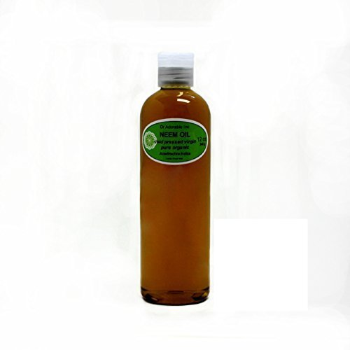 12 Oz Neem Oil Organic Pure Pure