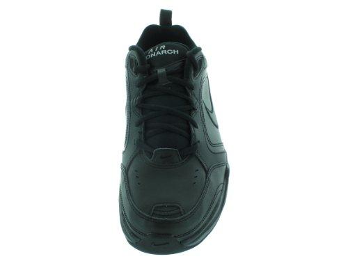 Hommes Air Monarch Iv Running Shoe Black / Black