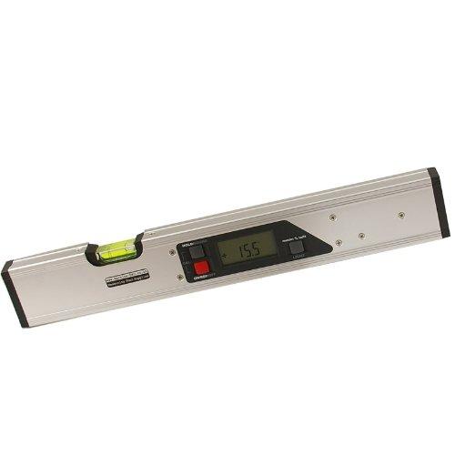 Digitale Wasserwaage 400 mm und Winkel Neigungsmesser Finder mit Audio -