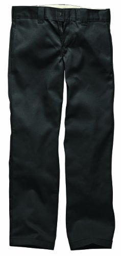 Dickies Herren Sporthose Streetwear Pants Slim Straight Work Black / Schwarz