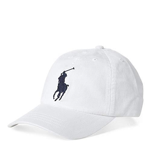 Ralph Lauren - Jungen 6-14 Jahre - Klassische Kappe aus Twill-Chino - Weiß