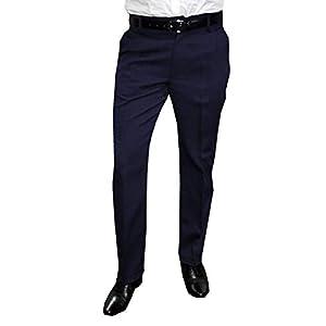 NGB Herren Anzughose in der Farbe Blau Größe 102