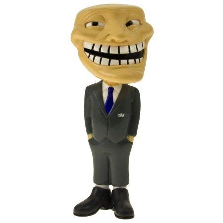 Preisvergleich Produktbild Trollface Figur