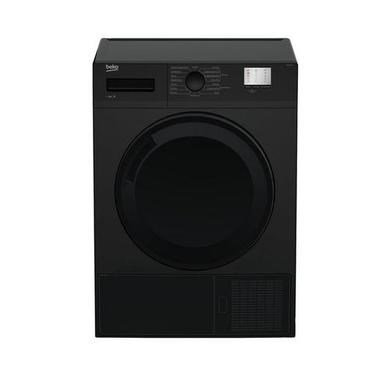 Beko DTGC8000B 8kg Freestanding Condenser Tumble Dryer - Black by Beko