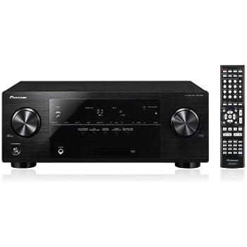 Pioneer VSX-527-K AV-Receiver (Apple AirPlay, DLNA 1.5 / Win 7 Streaming-Client, HDMI, Control App.) schwarz