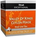 Dilmah Valley of the Kings Ceylon Pekoe (20 Tea Bags)