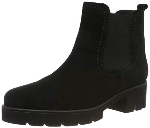 Gabor Shoes Damen Casual Stiefeletten, Schwarz (Schwarz 37), 37.5 EU