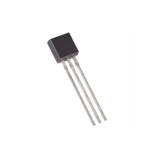 Transistor BipolarNPN BC547B Gehäuse TO92, 50 Stück