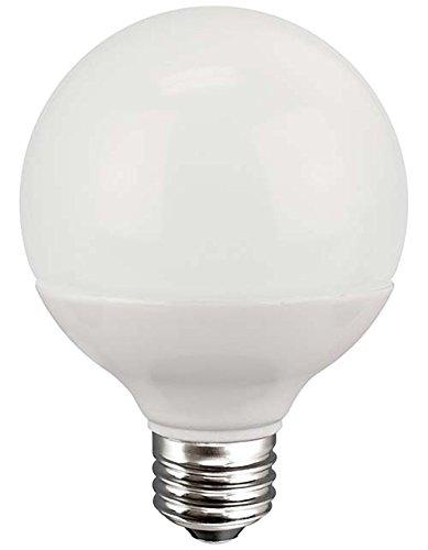 TCP 40Watt ersetzt 3er Pack, LED G25Globe Glühlampen, nicht dimmbar, weichen, weißen, rlg255W27knd3 (Advance Ballast)