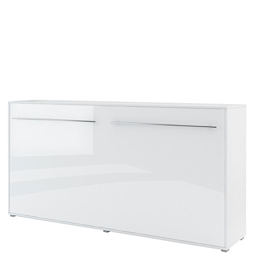 CONCEPT PRO moebel24_pl Armario Cama Concept Pro Pared Veraflex–Horizontal