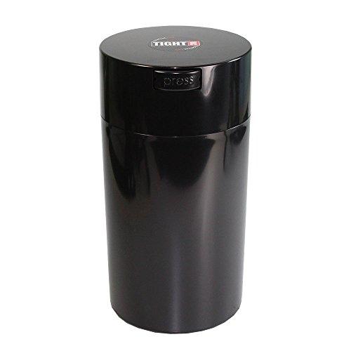 Tightvac-3oz bis 12Unze luftdicht Multi Vakuum Seal tragbarer Container für trockene Waren, Lebensmittel, und Kräuter, Plastik, schwarz, 1.3-Liter/1.1-Quart - Vakuum-container
