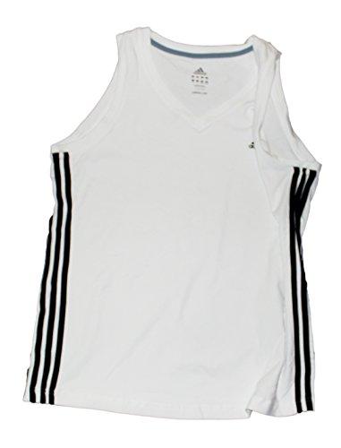 Preisvergleich Produktbild Adidas Tank-Shirt Weiss (48)
