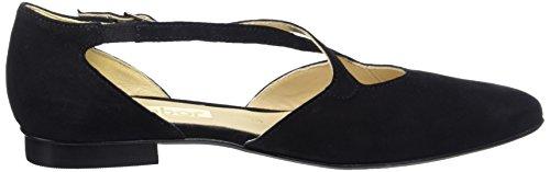 Gabor Fashion, Sandales Femme Noir (schwarz 17)
