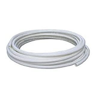 1/4 FRIDGE FILTER TUBING LLDPE WATER PIPE John Guest JG 10m WHITE by John Guest