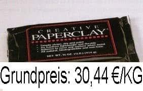 Paperclay pâte à blanc (450 g)