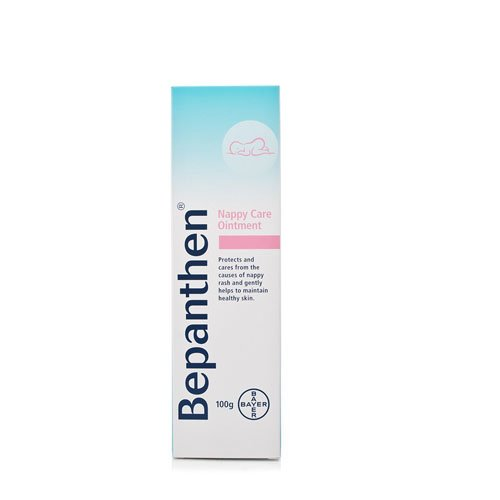Bepanthen Diaper(Nappy) Care Ointment 100g
