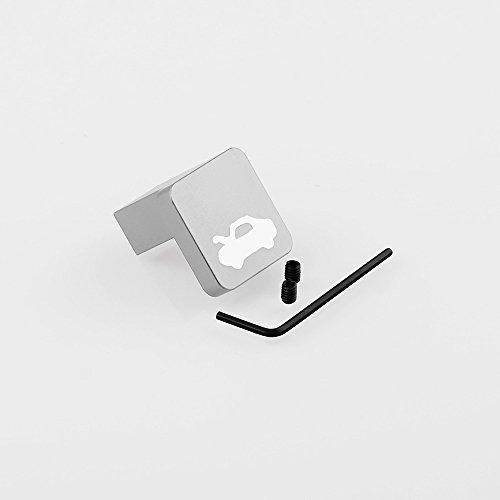 elegantstunning Kit de réparation de poignée de Capot pour Honda Civic Ridgeline Element