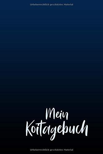 Mein Koitagebuch: Notizbuch mit 120 karierten Seiten für alle, die Kois mögen und gern Aufzeichnungen anfertigen.