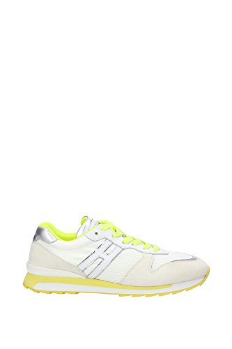 HXW2610Q900C9M Hogan Sneakers Femme Chamois Beige Beige