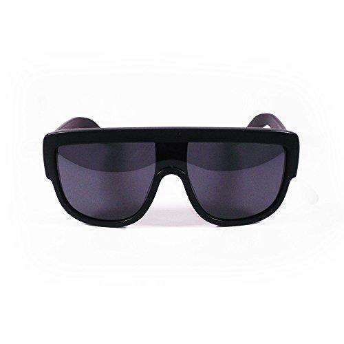 Mod. blueblood (nero opaco) - occhiali da sole - collezione estate 2018 - materiale di alta qualità - made in italy