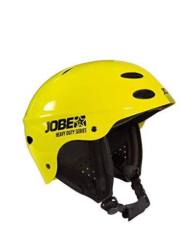 Jobe Heavy Duty Wake Helmet Yellow Helm Wakeboardhelm Kitehelm Surfhelm