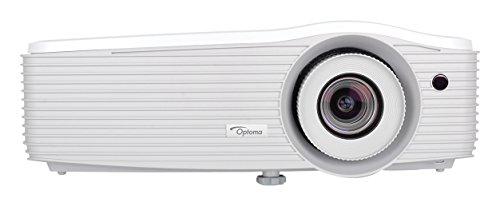 Optoma EH5045000ANSI lumens DLP 1080p (1920x 1080) compatibilité 3d Desktop Projector Blanc Vidéoprojecteur