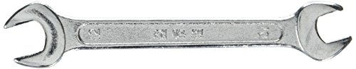 10mm x 12mm U Groove Doppel Maulschlüssel Spanner Handbuch Kit -