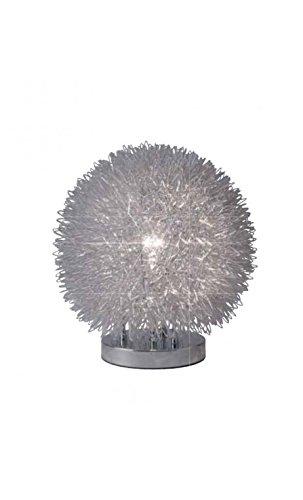 SOMPEX - Lampe à poser buisson argent KAKTUS