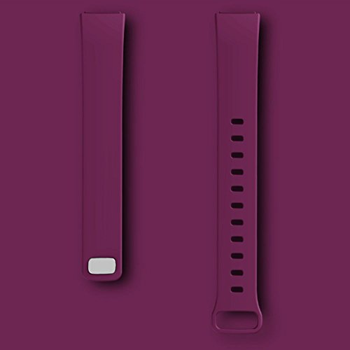 zcity Fitness Tracker, Herzfrequenz Armband Blut Druck Smart Watch Bands Sleep Monitor Multifunktional Wireless Sport Gesunde Armband mit OLED Touch für Apple iPhone und Android Handy, 3 Color Strip (Usb-herzfrequenz-monitor)