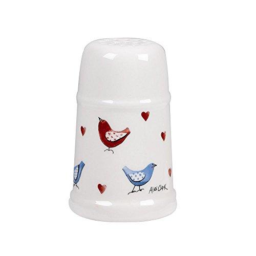 alex-clark-mehlstreuer-aus-steingut-motiv-love-birds-multi-farbe