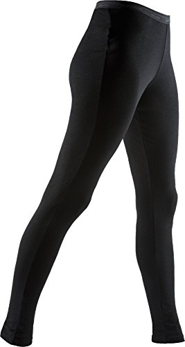 Icebreaker Damen Funktionshose Everyday Leggings, Black, L, 101306001