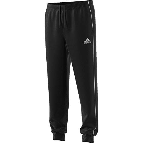 Adidas Herren Core 18 Trainingshose, Black/White, 2XL
