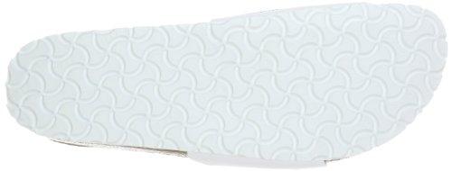 Birkenstock MADRID BF 40733 Damen Clogs & Pantoletten Weiß (Weiß)