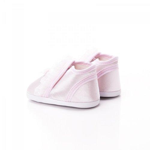 Taufschuhe Baby Schuhe Leder Sandalen Taufe Junge Mädchen Lauflernschuhe Rosa