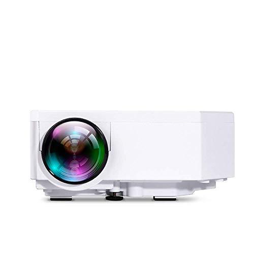 Jasbo Beamer HD 1080P Miniatur Video Beamer LED tragbar Zuhause Multimedia Theater Unterstützung VGA/HDMI / AV Miniatur-video