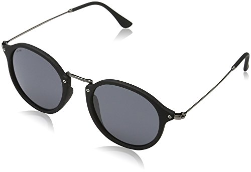 MSTRDS Unisex Sonnenbrille Spy, Gr. One size, Schwarz (black/grey 5150)