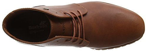 Boxfresh Chuk, Bottes Classiques homme Marron - Brown (Spiced)