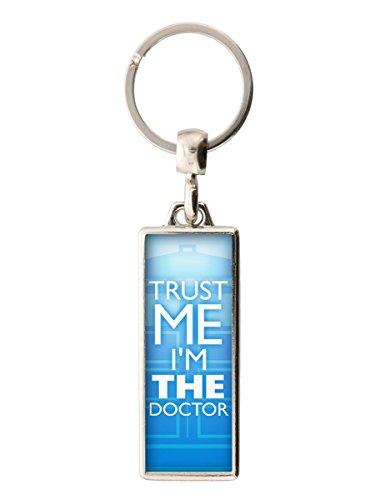 Schlsselring-Trust-Me-Im-The-Doctor-2x54cm-Inspiriert-von-Doctor-Who