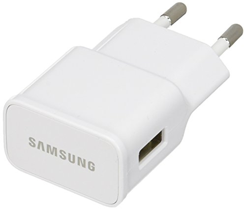 Samsung EP-TA10EWEQGWW - Cargador de red para Galaxy Note 3, Color Blanco, 1 m