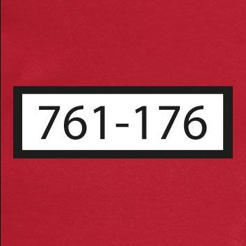 TEXLAB - Sträfling 761 176 - Langarm T-Shirt Rot