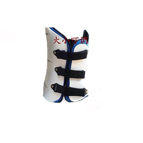 G&M Bandage Orthese Medium Hals unterstützt lumbale Schulterstützen (Kinder-klett-gürtel)