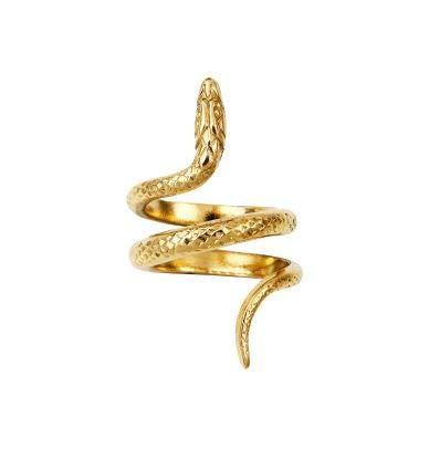 02afdb26363a ▷ Compra Anillo Serpiente Oro con los Mejores Precios - La web de ...