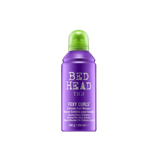 Tigi Bed Head Styling Mousse Foxi Curls Extreme Curl - Neu, 250 ml