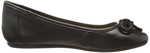 Hush Puppies Kayna Heather, Ballerine Donna Nero (Black)