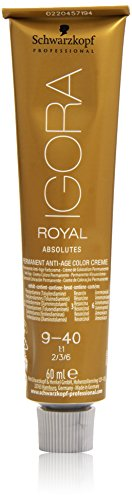 Schwarzkopf Igora Royal Absolutes 9-40 Coloration 60 ml