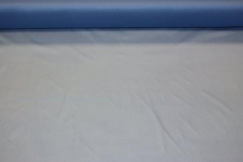 Alcantara - 100% poliéster - Por metro - 6 colores (azul cielo)