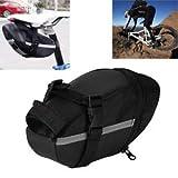 ELECTROPRIME Waterproof Bag Pouch Cycling Seat Saddle Tube Men's Fashion